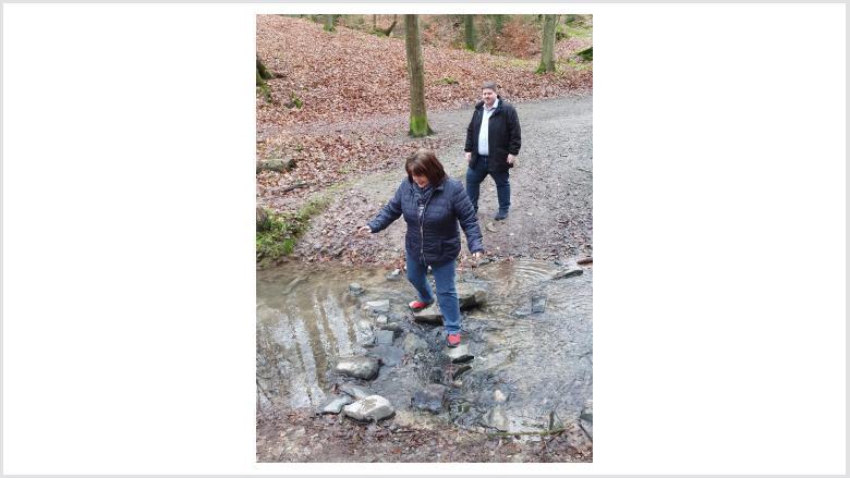CDU-Antrag: Brücken Roderbach und Schmerbach